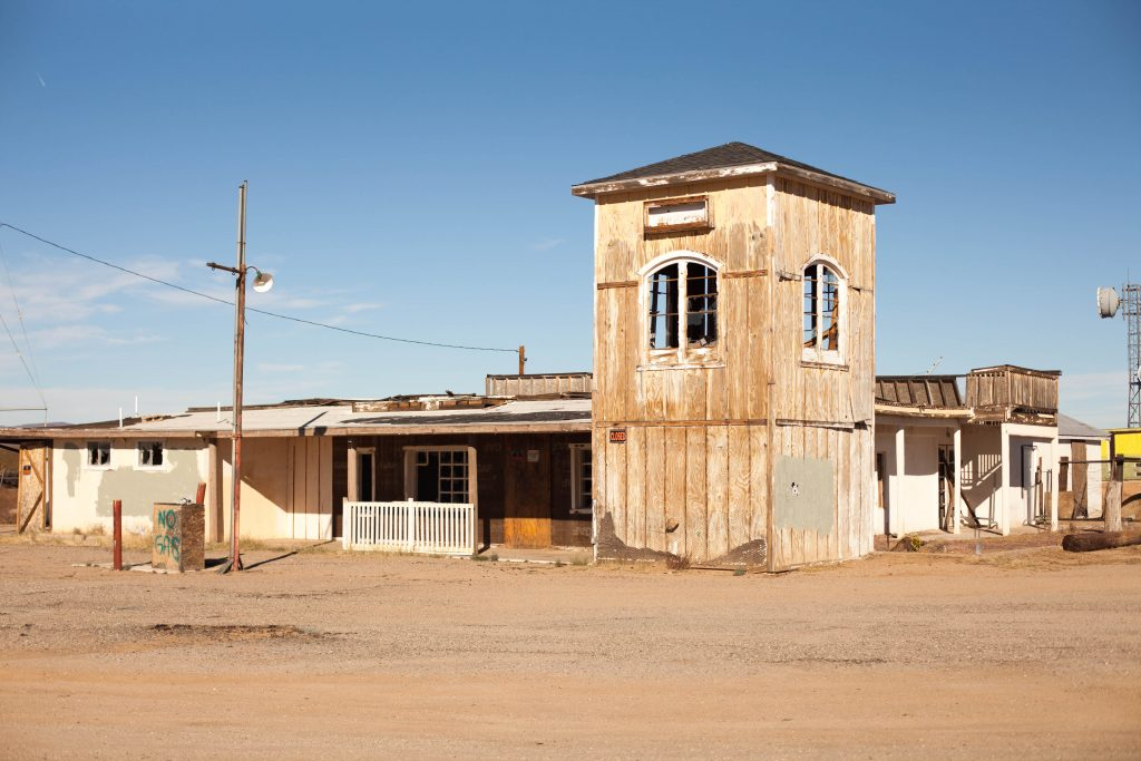 Goff's California Ghost Town
