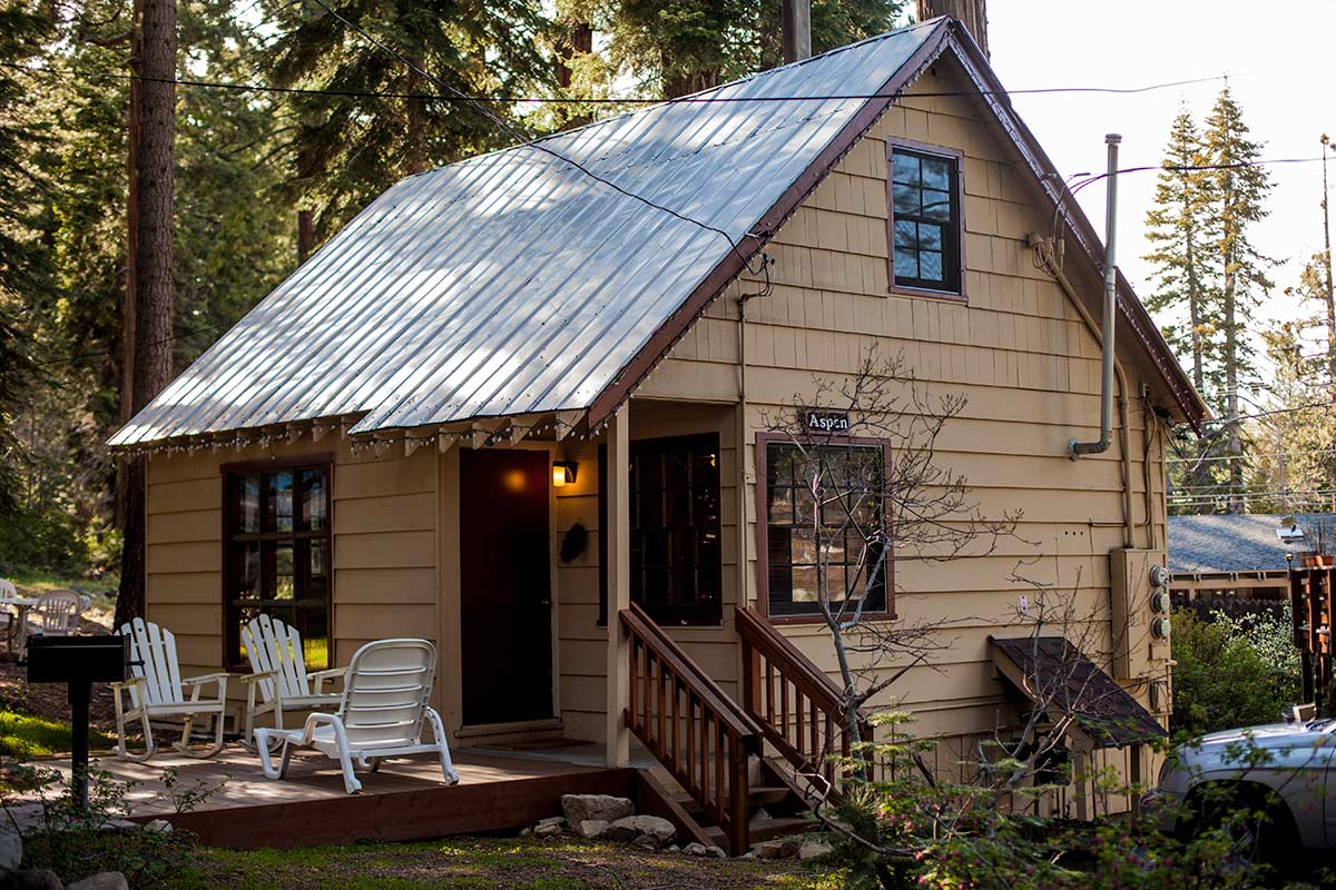 cabin rentals in lake tahoe california