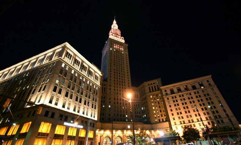 Cleveland Ohio Terminal Tower