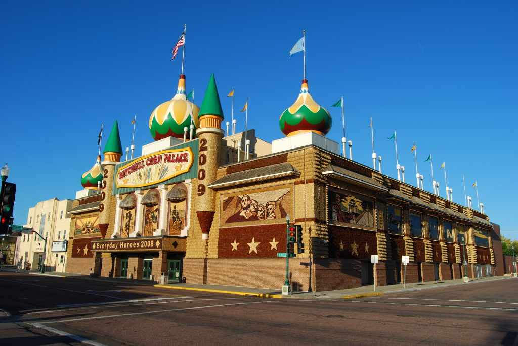 South Dakota Corn Palace