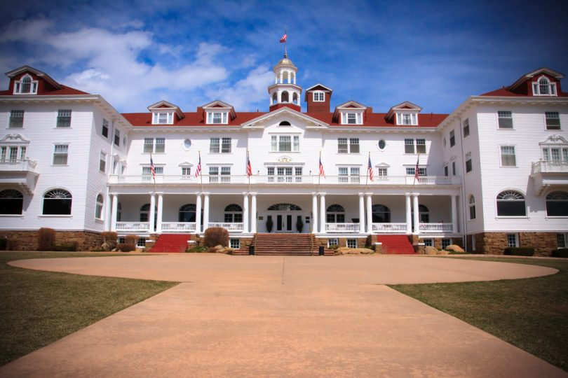 The Stanley Hotel Estes Park CO