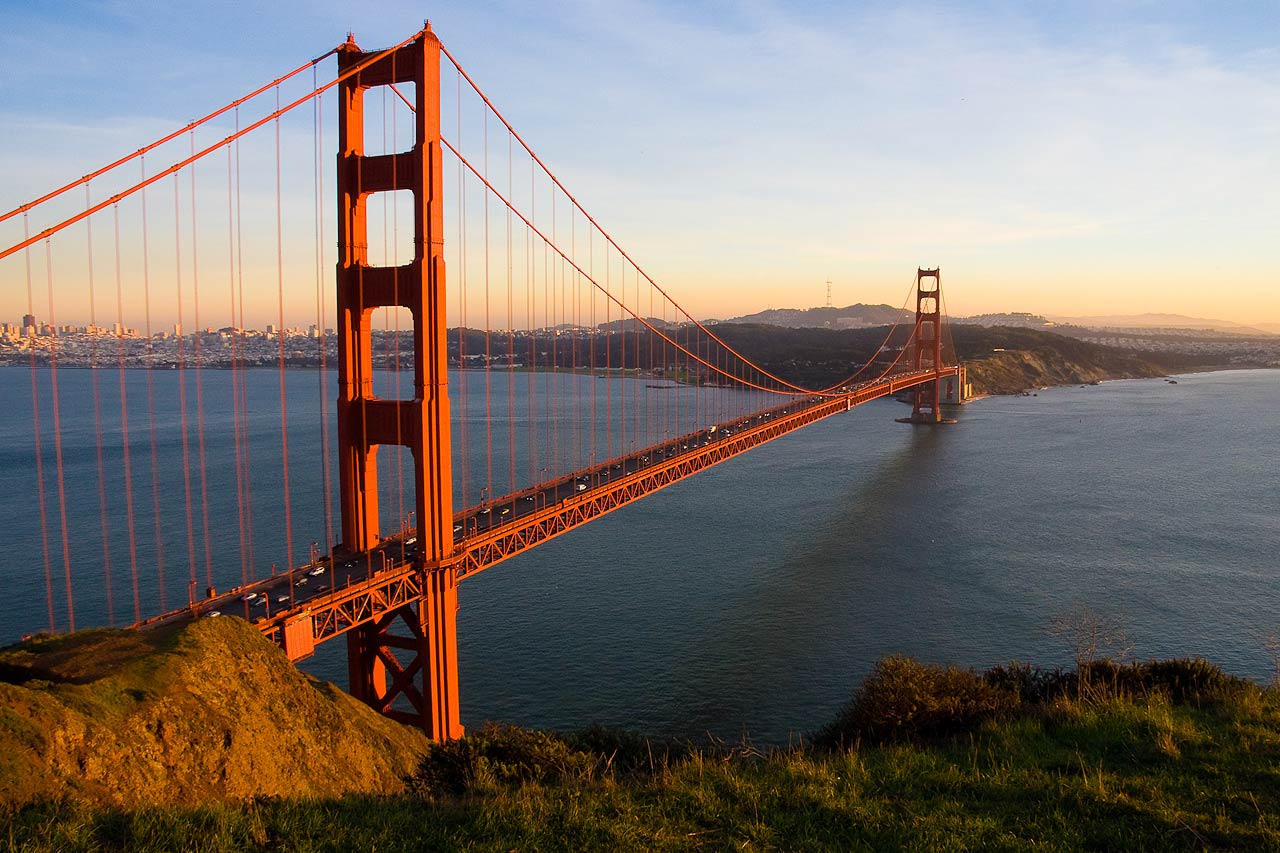 Best Places To Take Pictures Of The Golden Gate Bridge