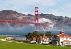 golden gate bridge photo spots - Cirssy Field
