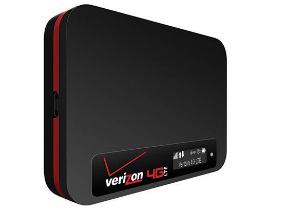Verizon Jetpack - Wifi on the go