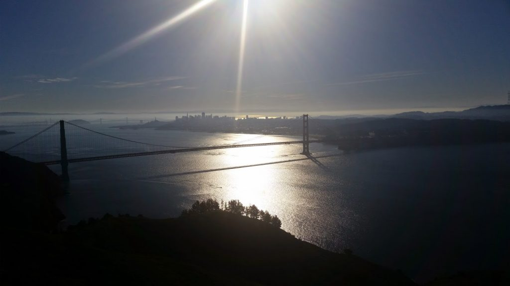 Hawk Hill and Vista Point SF