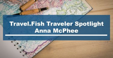 Traveler Spotlight Anna McPhee