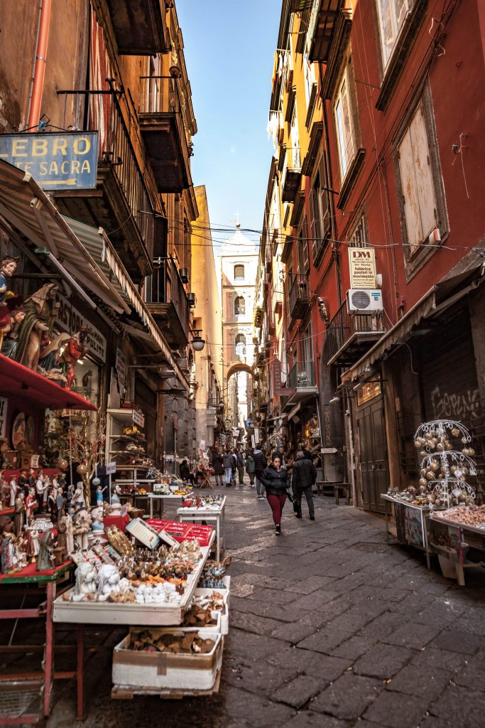 Old Town, Naples