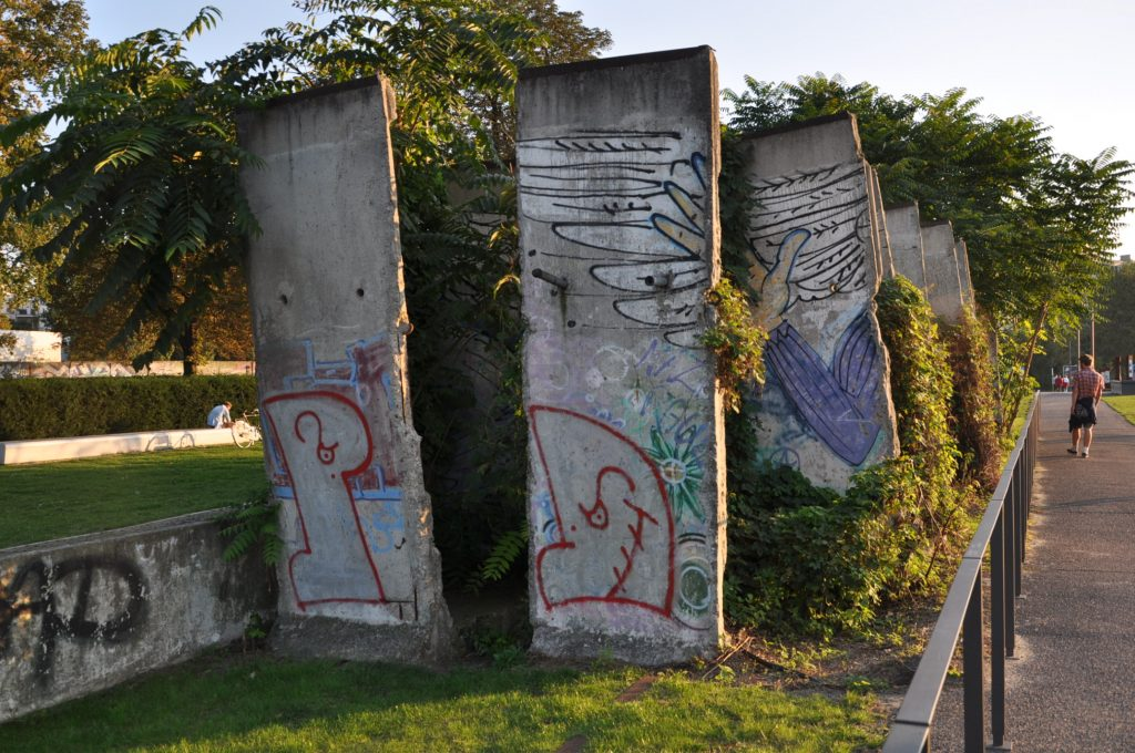Mauerpark Berlin Wall