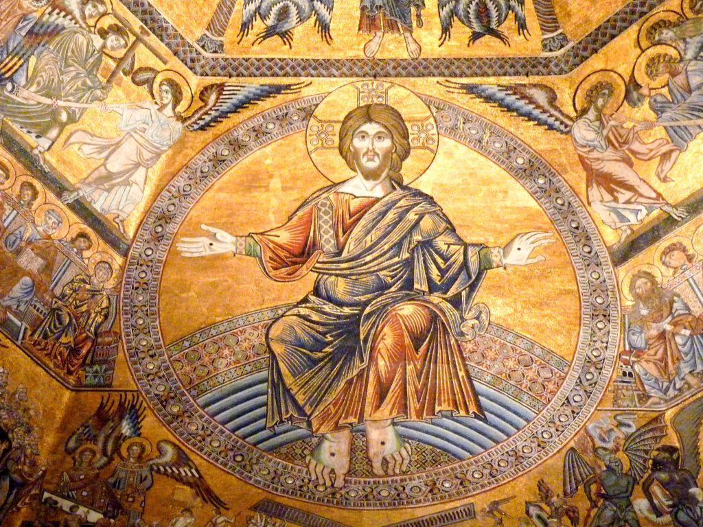 Florence Baptistery Florence Italy