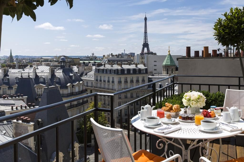 Hotel San Regis Paris France