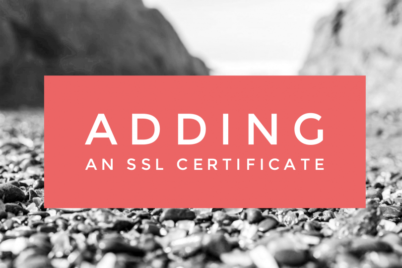 Adding An Ssl Certificate To Your Hostgator Travel Blog