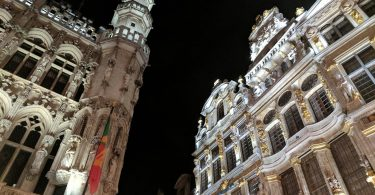 brussels, belgium, the grand place