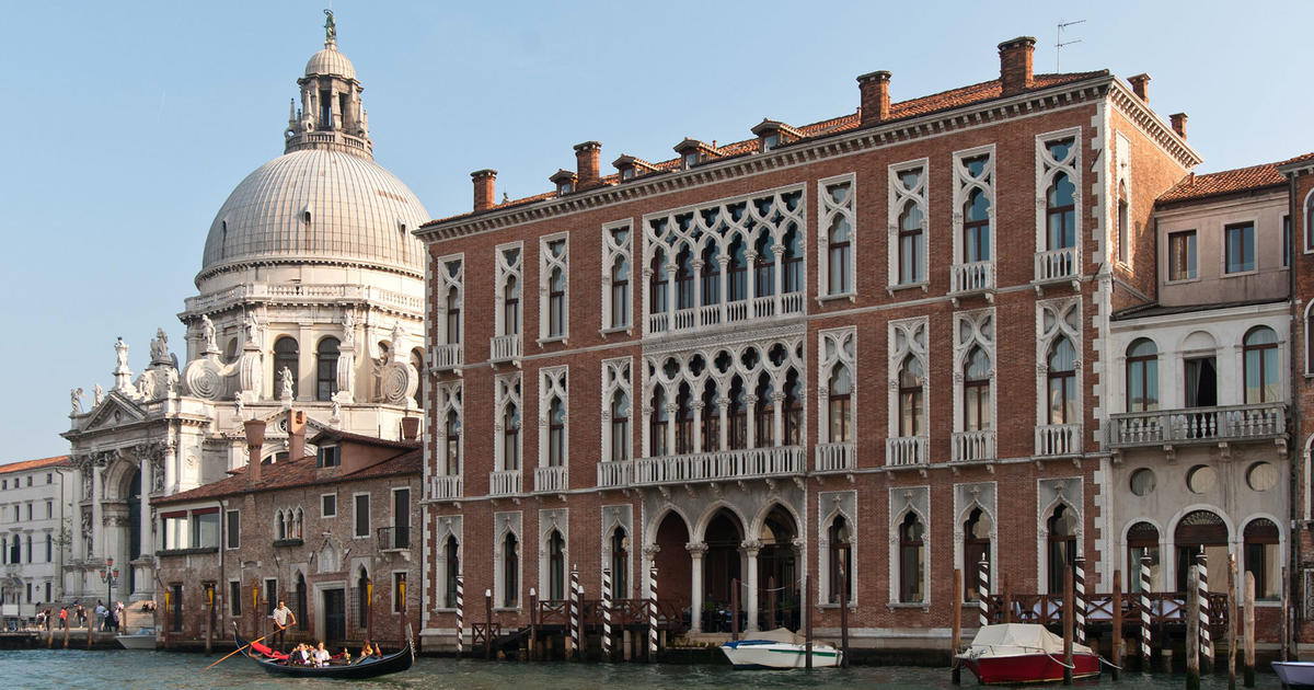 Centurion Place in Venice Italy