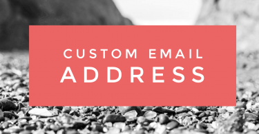 Get A Custom Email Address with G Suite