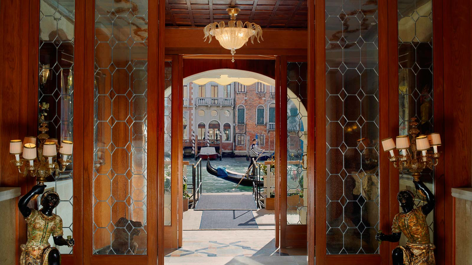 Gritti Palace in Venice Italy