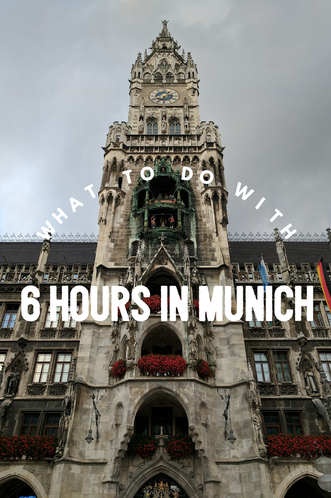 A Layover in Munich- Bold Tourist