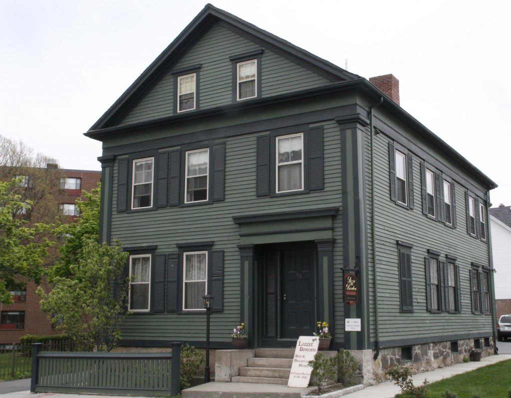 Lizzie Borden House Bed & Breakfast