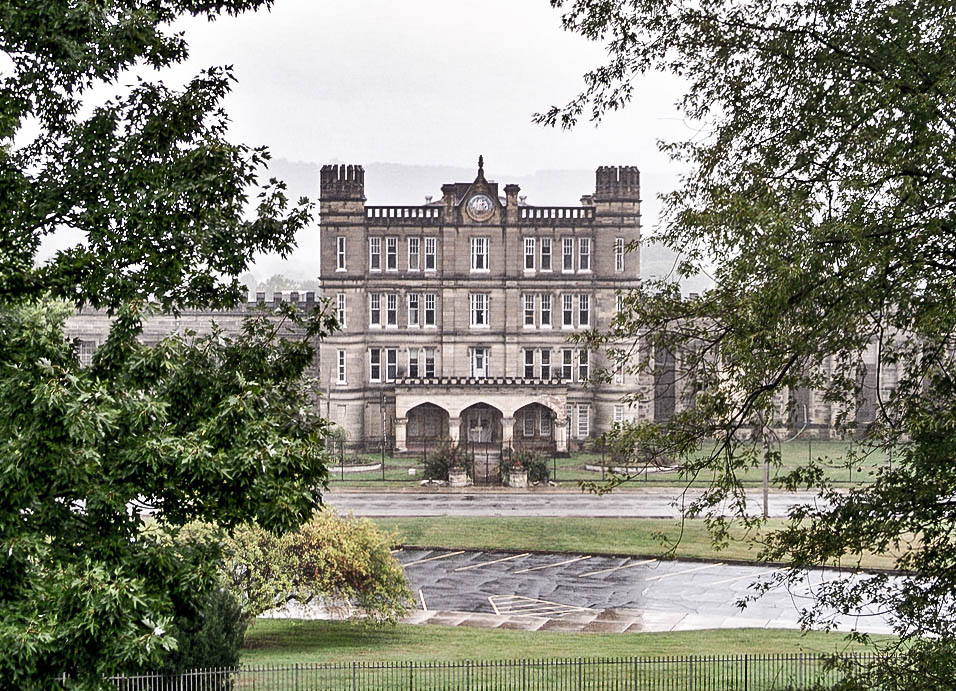 The West Virginia State Penitentiary