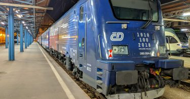 Budapest to Warsaw Overnight Train