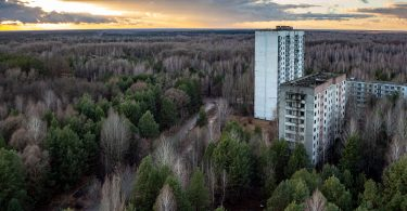 Abandoned Pripyat Today