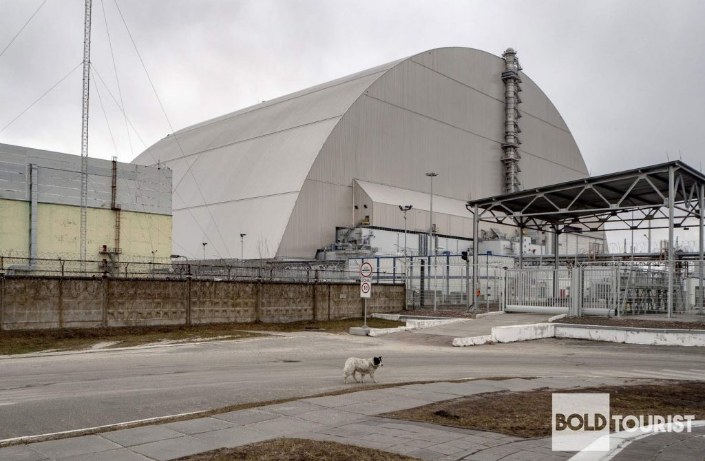 Chernobyl Safe Confinement Structure
