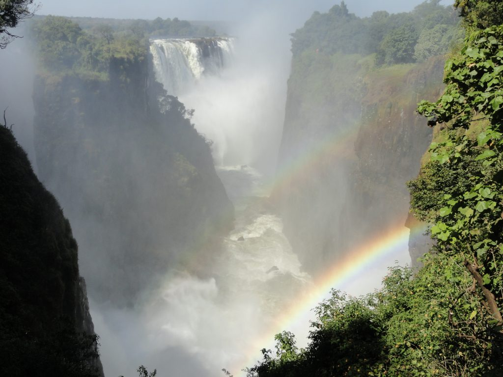 Victoria Falls African Tour