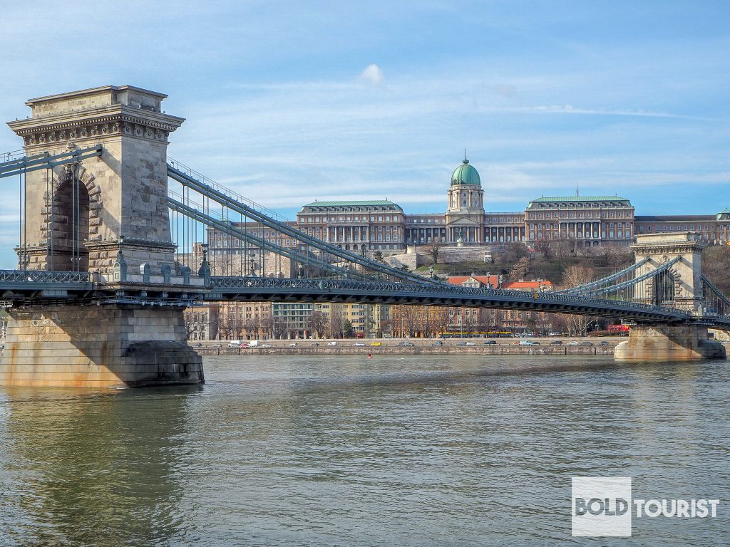 Chain Bridge Budapest Photos