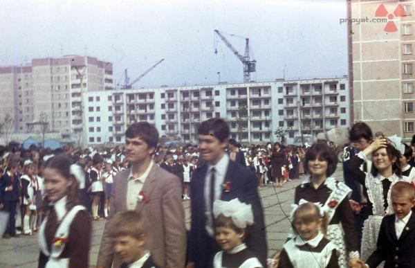 Pripyat Before Disaster