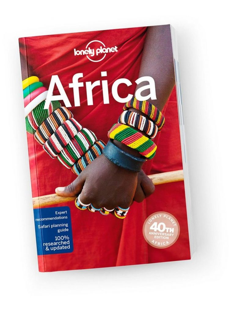 Lonely Planet Africa Travel Guide