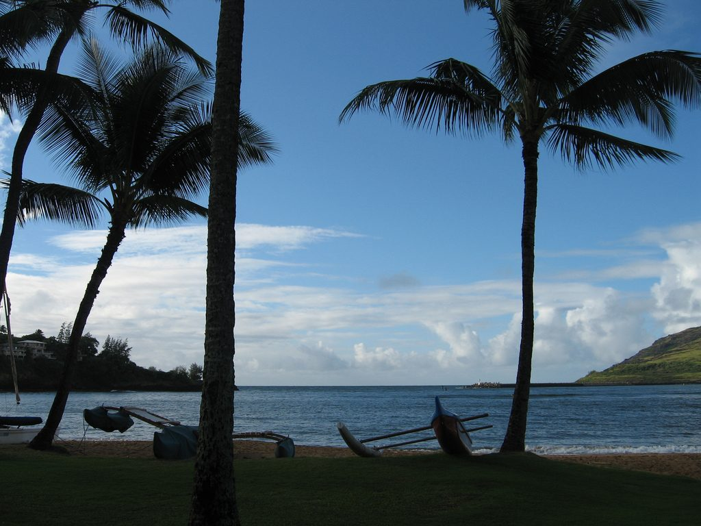 Off the beaten path in Kauai: Kalapaki Beach