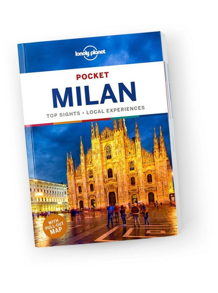 Lonely Planet Milan