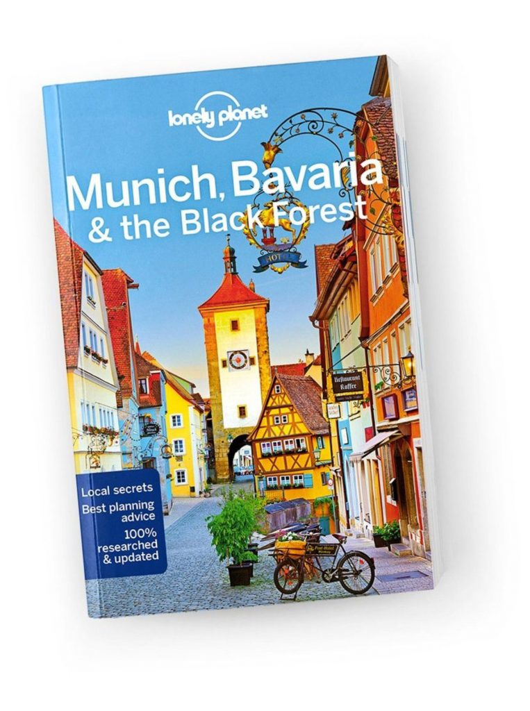 Lonely Planet Bavaria