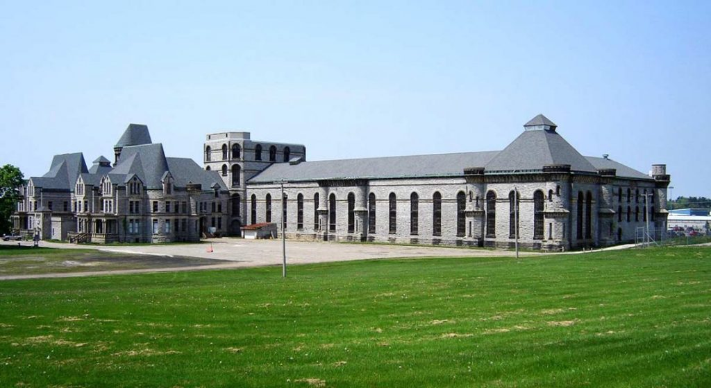 Haunted Places in Ohio: Ohio State Reformatory