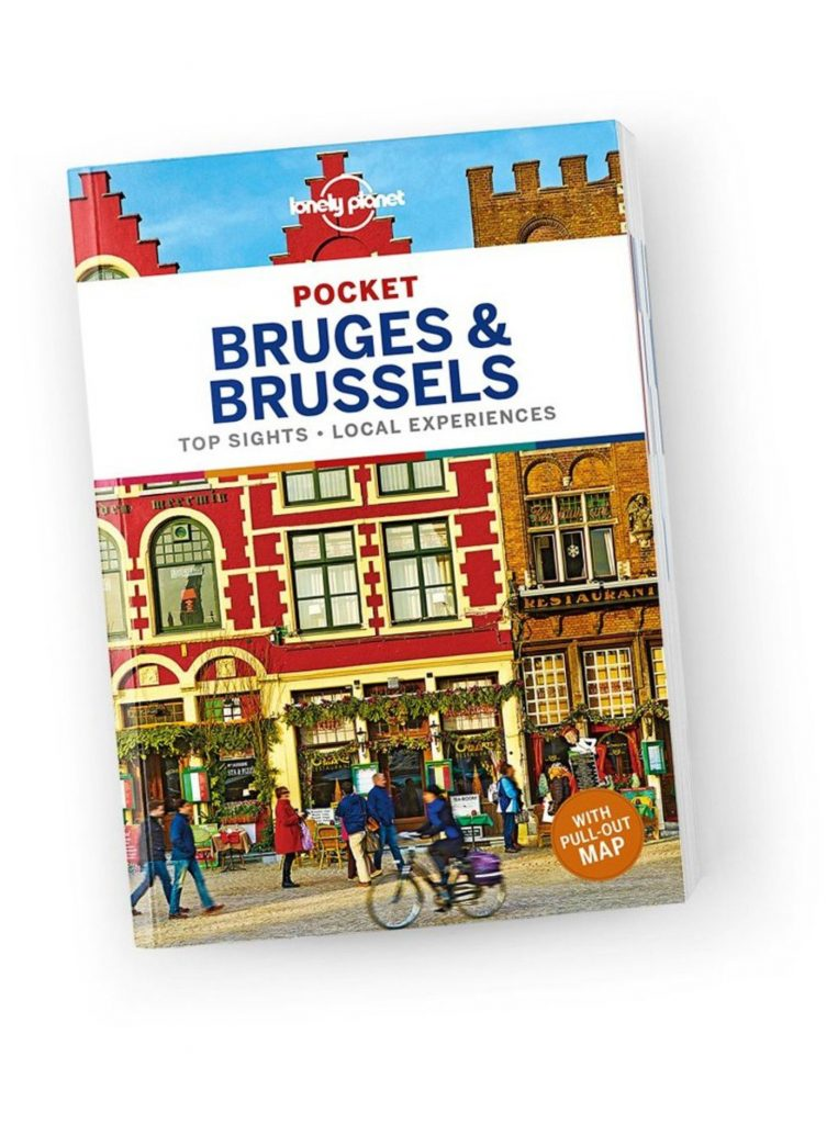 Lonely Planet Brussels and Bruges