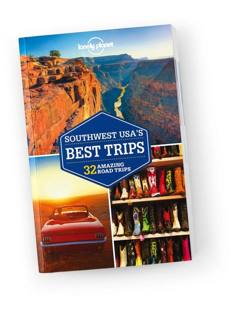 Lonely Planet Southwest Road Trips