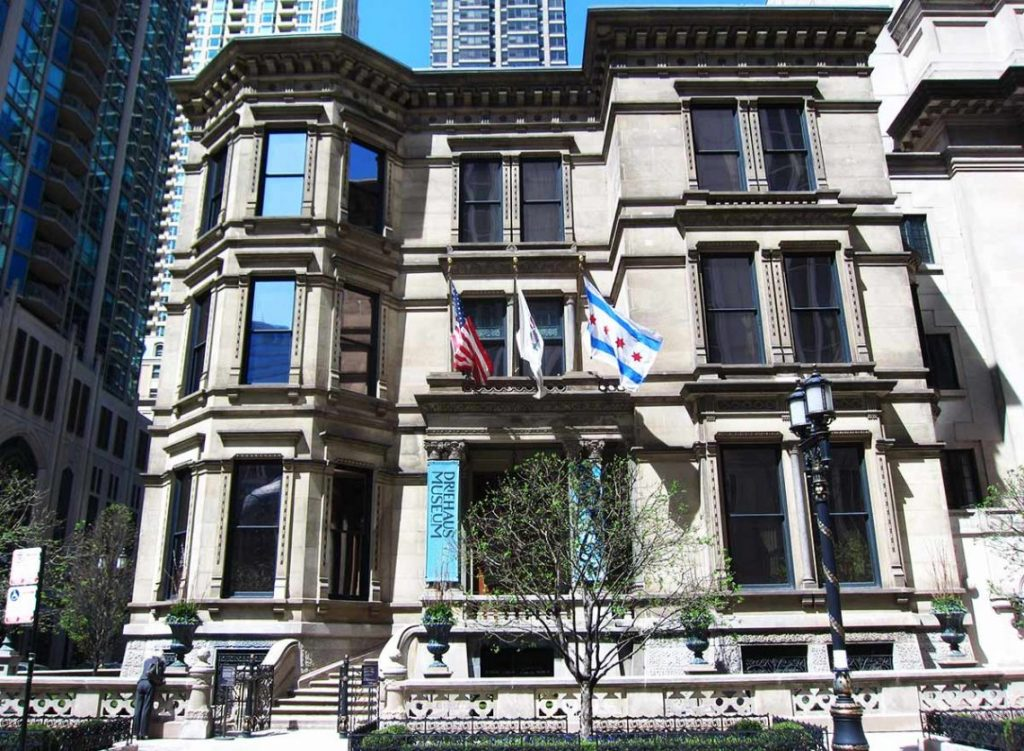 Unusual things to do in Chicago Illinois: Richard Driehaus Museum
