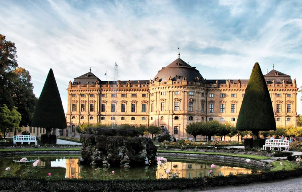 Wurzburg, Germany: The Residenz