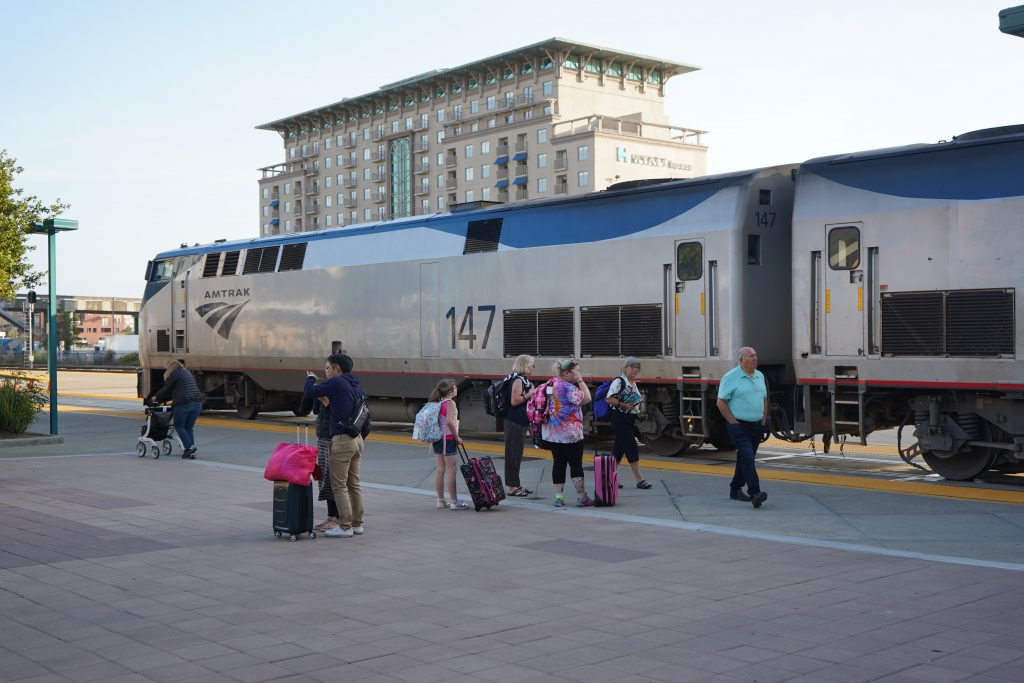 Review of Amtrak California Zephyr
