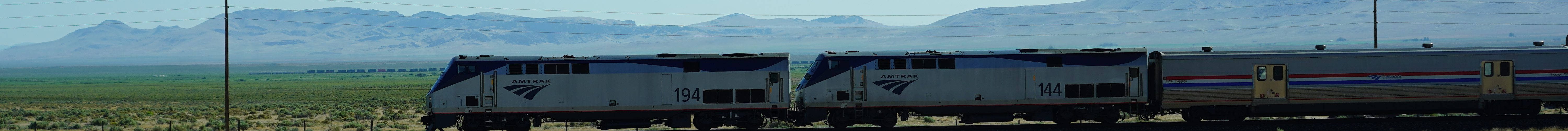 Amtrak Review California Zephyr
